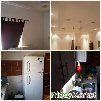Decent Semi Furnished Room For Executive In Janabiyah Hamad Bahrain