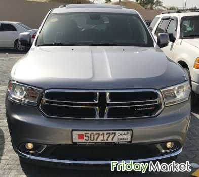 For Sale Dodge Durango 2015 Isa Bahrain