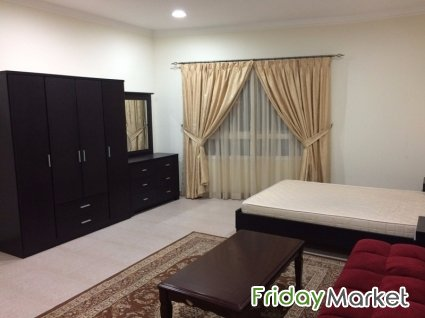 FULLY FURNISHED STUDIO FLAT FOR RENT Juffair Bahrain
