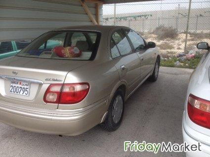 Nissan Sunny Car For Sale 950bd In Bahrain Fridaymarket