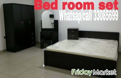 Cupboard,bed,dressing Table,bedroom Set Brand New Sell.whatsapp/call 3 Manama Bahrain