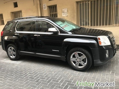 GMC Terrain For Sale (Expat Leaving Bahrain) Manama Bahrain