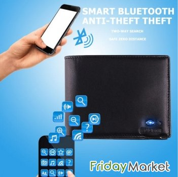 RETRO SOFT LEATHER CHARGE SMART WALLET !!! Note : No Power-bank Option Manama Bahrain