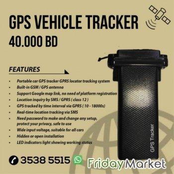 GPS Vehicle Tracker in Bahrain - FridayMarket