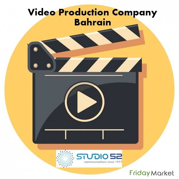 Video Production Company Bahrain Manama Bahrain