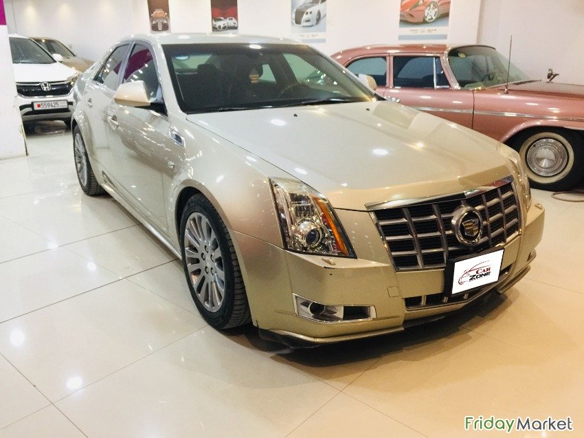 Cadillac CTS 2013 in Bahrain - FridayMarket