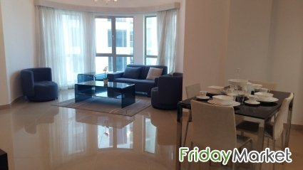 Beautiful 2 Bedrooms Apartment Modern Furniture Well Furnished Amwaj Al Muharraq Bahrain