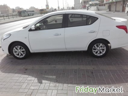 Car For Sale Model 2018 Nissan Sunny In Bahrain Fridaymarket