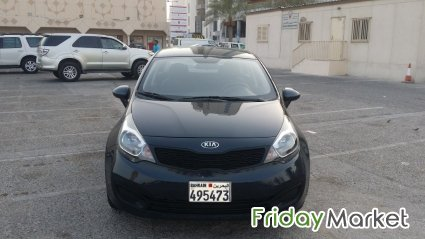 Kia Rio 1.4 Full Automattic Well Maintaine Manama Bahrain