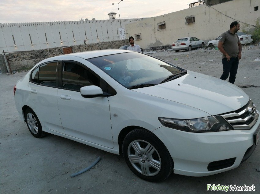 Honda City Car For Sale Manama Bahrain