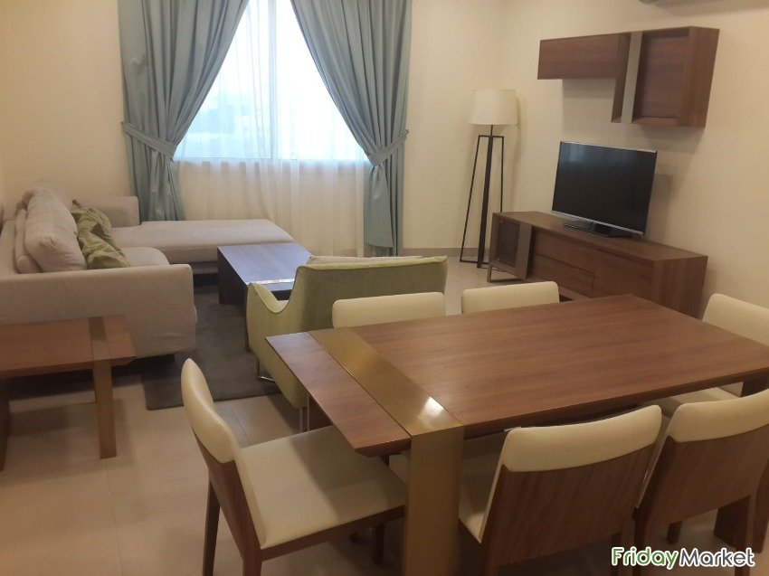 2 BR FF Apartment For Rent In Adilya Manama Bahrain