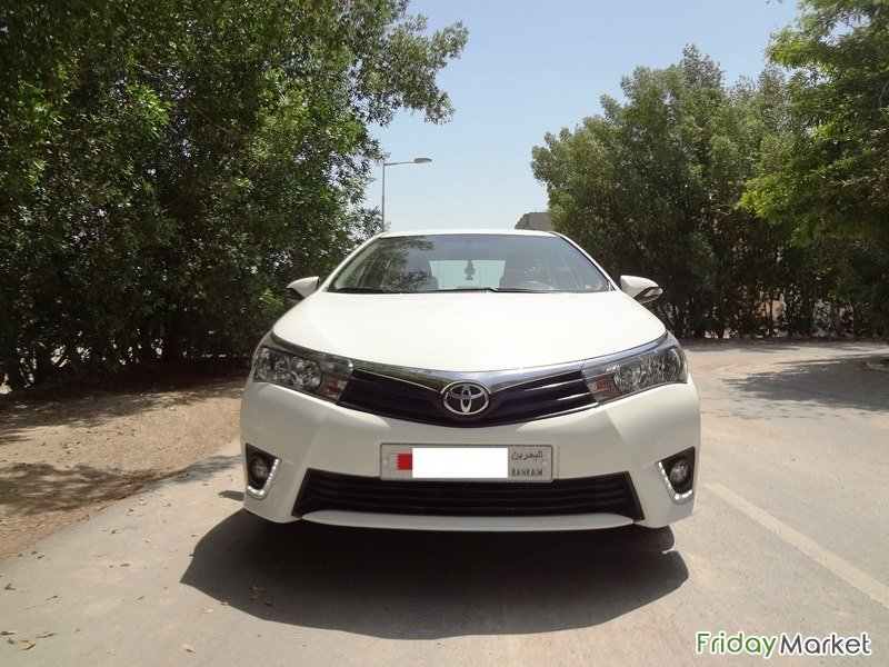 TOYOTA COROLLA 2016 FOR SALE Manama Bahrain