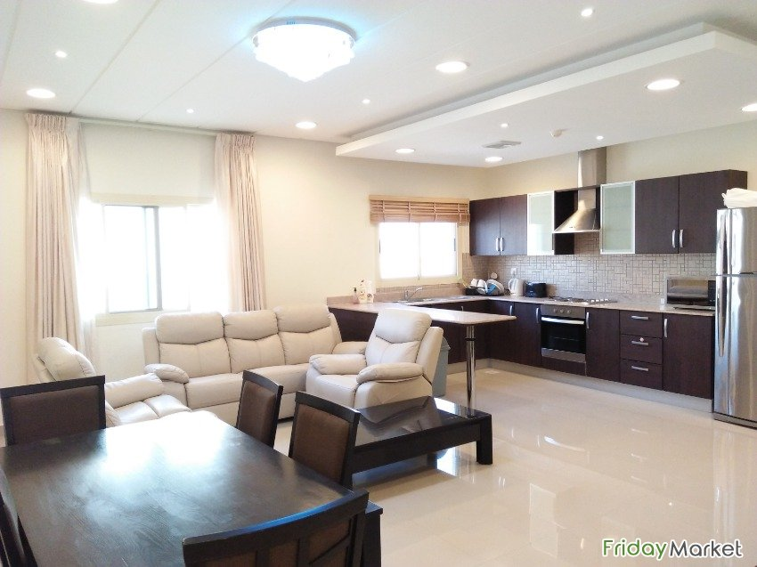 2 BR FF FLAT FOR RENT IN JUFFAIR Manama Bahrain