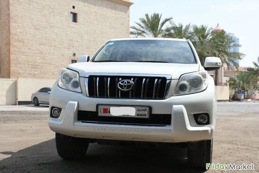 TOYOTA PRADO 2012 MODEL FOR SALE Manama Bahrain