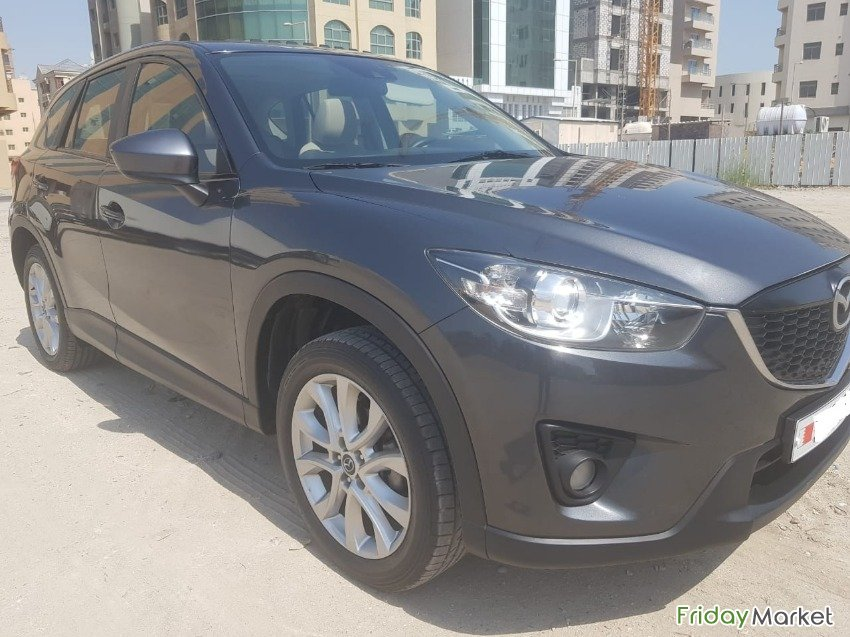 MAZDA CX5 2015 FULL OPTION FOR SALE Manama Bahrain