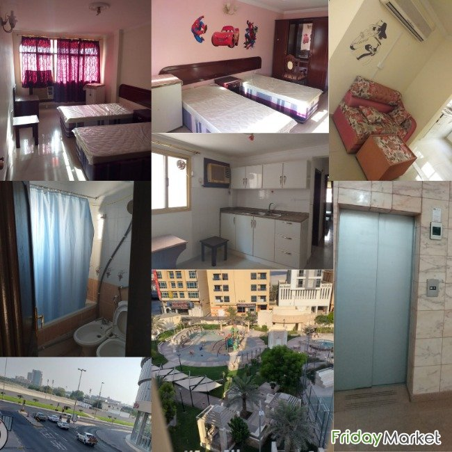 FOR RENT Fully Furnished LUXURY Flat 2 Bedrooms, 2 Bathrooms In Hoora Manama Bahrain