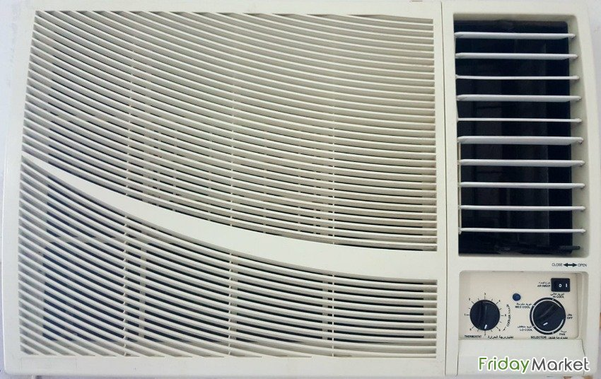 2 Window AC For Sale, Excellent Condition Under Warranty Isa Bahrain