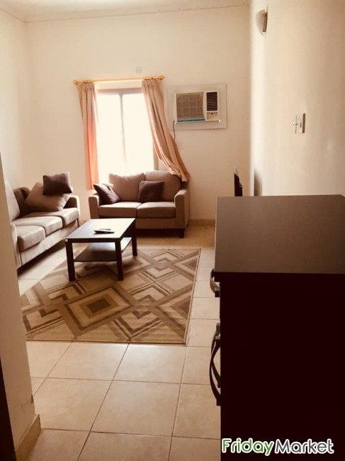 2 Br. Fully / Semi Furnished Apartment With Balcony For Rent In East R Riffa Bahrain
