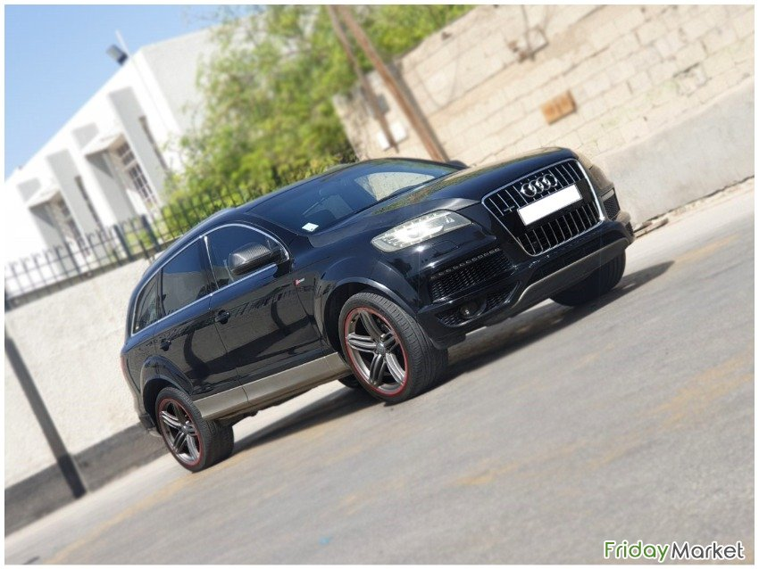 2012 Model Audi Q7 For Sale Juffair Bahrain
