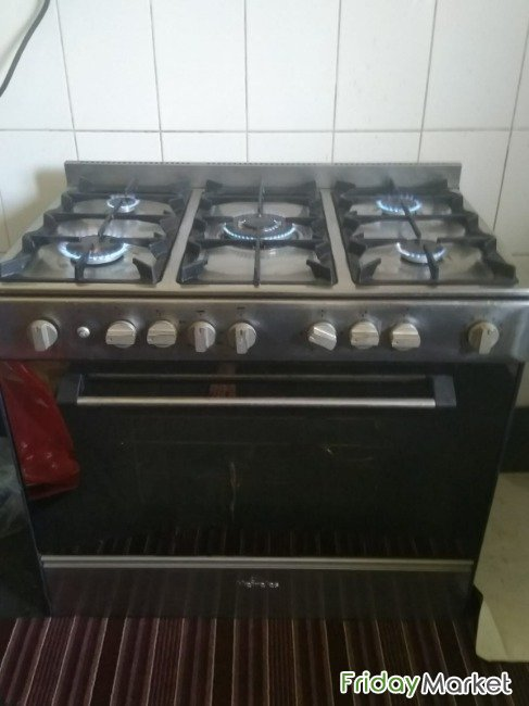Gas Cooker 5 Burner Manama Bahrain