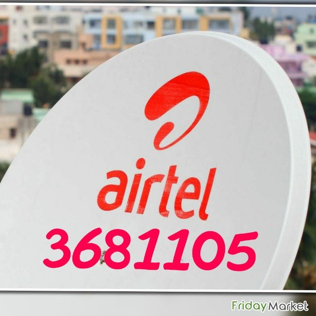 Airtel Brand New Dish With Fix And Free Home Delivery Anywhere 3 Manama Bahrain