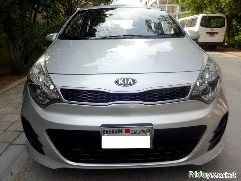 KIA RIO HB 1.5 L 2015 FOR SALE Manama Bahrain