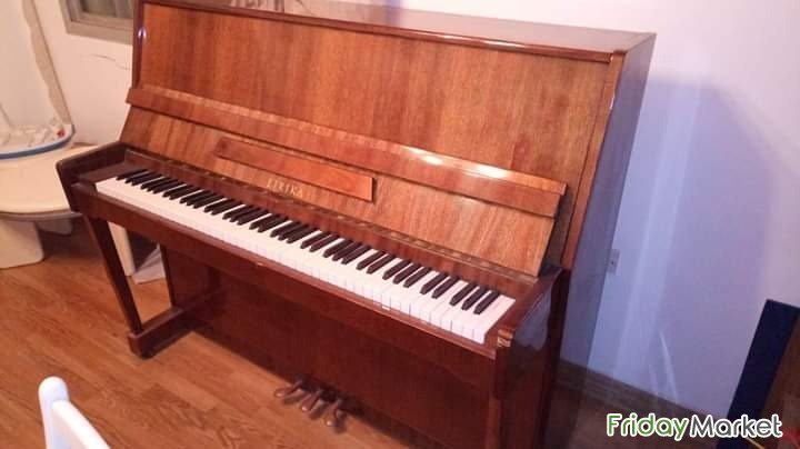 Upright Second Hand Piano Isa Bahrain