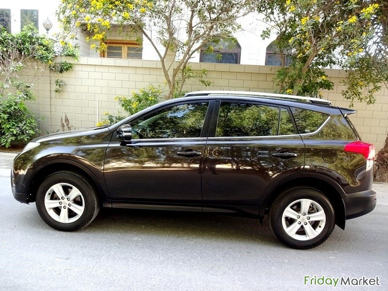 Toyota Rav 4 2014 Model- Km 62000 Passing Sep 2020 Manama Bahrain