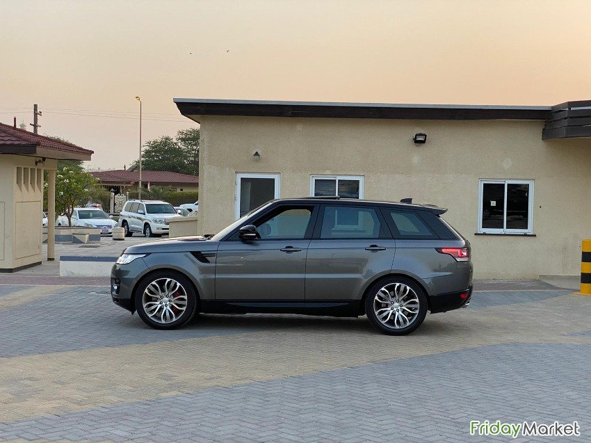 Range Rover Sport Super Charge For Sale Riffa Bahrain