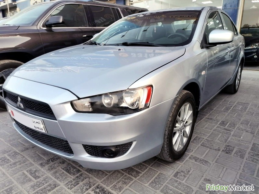 2016 MITSUBISHI LANCER EX Mid Option Very Clean And In Good Condition Hamad Bahrain