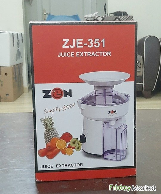 Brand New Juice Extractor For Sale Manama Bahrain