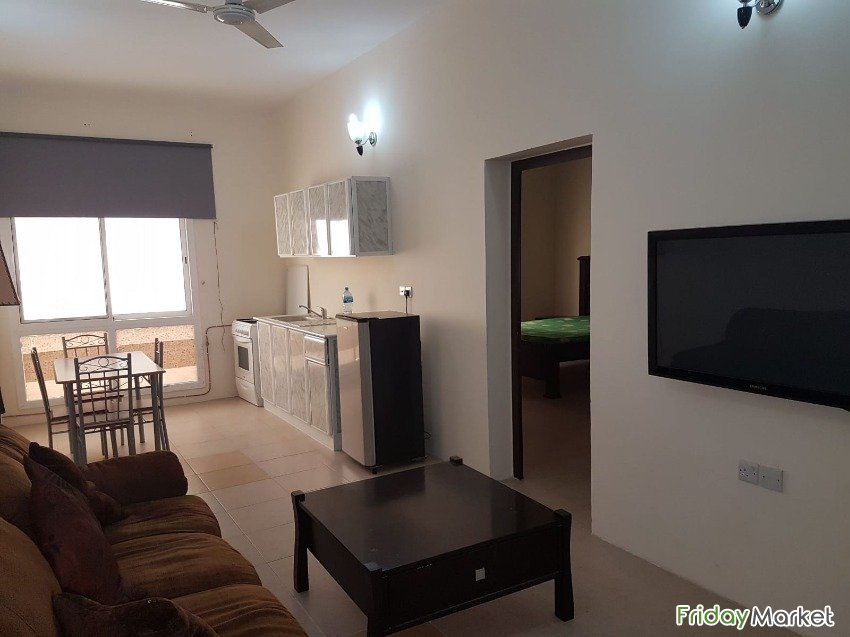 Excellent Fully Furnished 2 Bedroom Flat On A Very Good Deal Juffair Bahrain