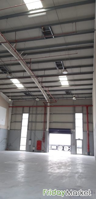 For Rent High Quality Warehouses For All Purpose@ Hidd Industrial Area Al Muharraq Bahrain