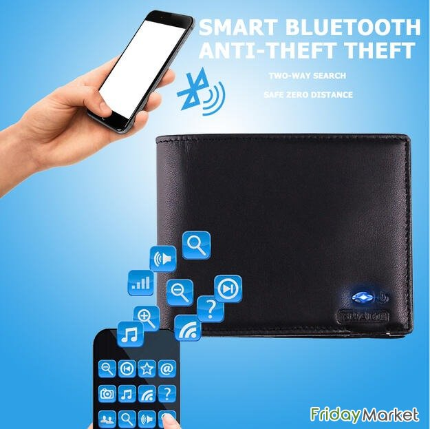 RETRO SOFT LEATHER CHARGE SMART WALLET ! Manama Bahrain
